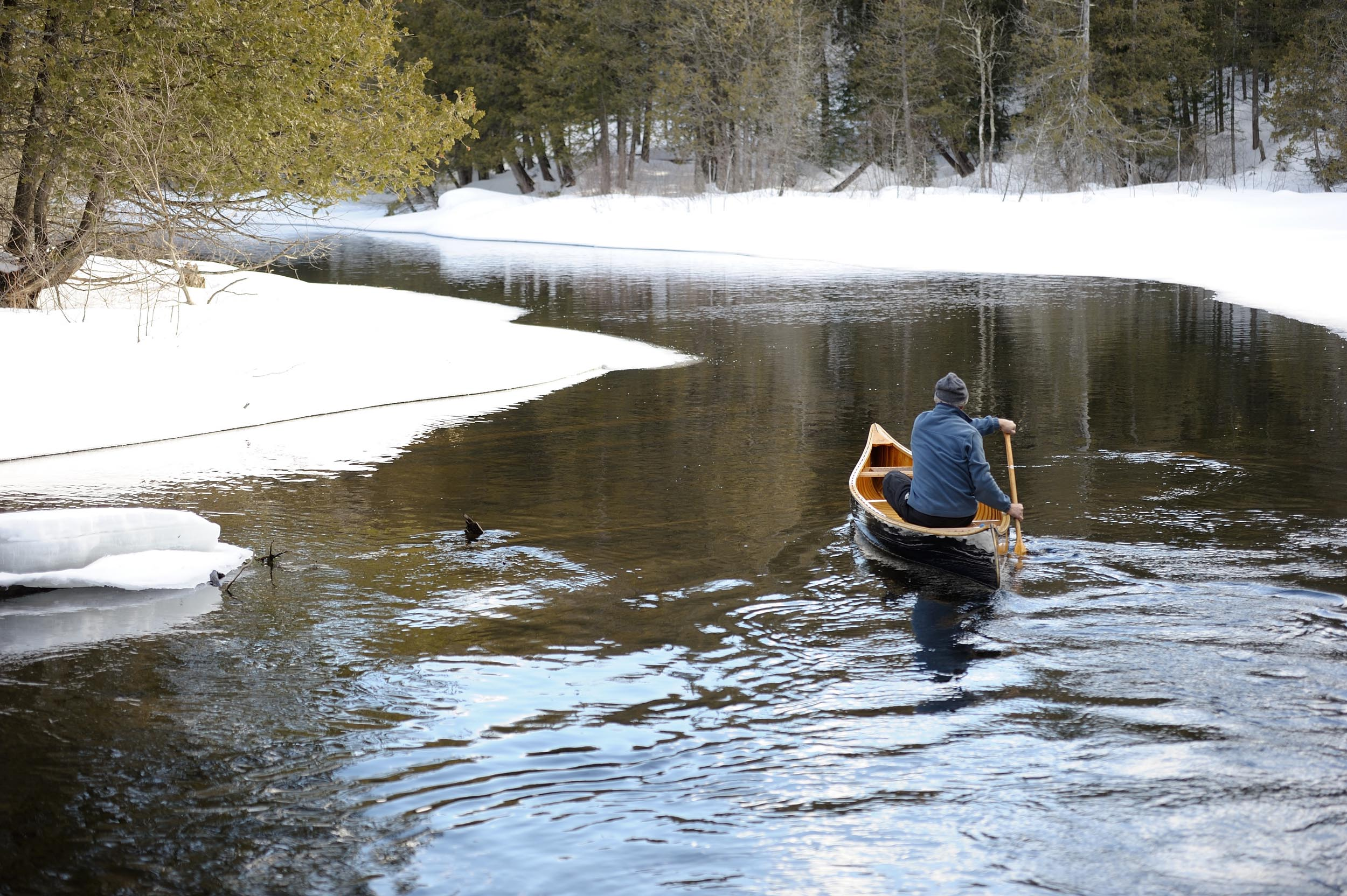 A canoe for all seasons